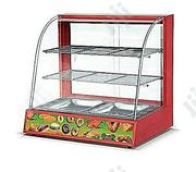 Red Snacks Warmer Display Two Pans | Restaurant & Catering Equipment for sale in Lagos State, Lagos Island