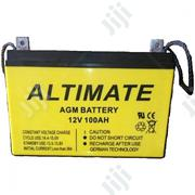 Altimate 100ah/12V AGM Battery | Solar Energy for sale in Lagos State, Alimosho