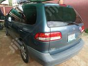 Toyota Sienna 2002 Blue | Cars for sale in Lagos State, Ojodu