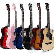 Accostic Box Guitar | Musical Instruments & Gear for sale in Lagos State, Ojo
