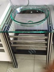 Glass Wash Basin | Building Materials for sale in Lagos State, Orile