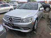 Mercedes-Benz C300 2009 Silver | Cars for sale in Lagos State, Lagos Mainland