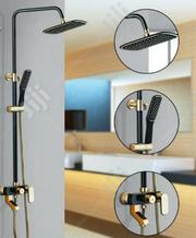 Gold Standing Shower Set | Plumbing & Water Supply for sale in Lagos State, Orile