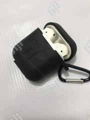 UK Used Airpods At Affordable Prices With Sensor And Free Pouch | Headphones for sale in Lagos State, Ikeja
