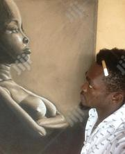 Canvas Painting (Charcoal On Canvas) | Building & Trades Services for sale in Rivers State, Port-Harcourt