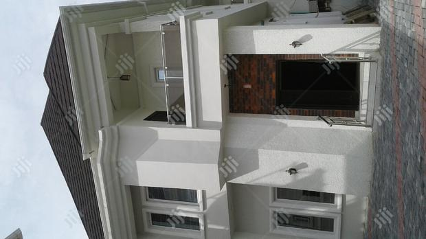 Archive: A 4 Bedroom Fully Detached Duplex With BQ