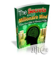 The Secrets To A Millionaire Mind-think Your Way To Massive Profits   Books & Games for sale in Abuja (FCT) State