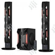 Homeflower Home Theater Sound System With Bluetooth (HF-1220) | Audio & Music Equipment for sale in Lagos State, Alimosho
