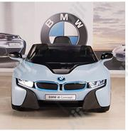 BMW I8 12V Kids Ride On Battery Powered Wheels Car RC Remote Blue | Toys for sale in Lagos State, Alimosho