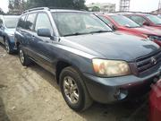 Toyota Highlander 2005 V6 Blue | Cars for sale in Lagos State, Amuwo-Odofin