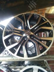 Alloy Wheels And Tyers | Vehicle Parts & Accessories for sale in Lagos State, Mushin