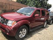 Nissan Pathfinder LE 4x4 2006 Red | Cars for sale in Lagos State, Isolo