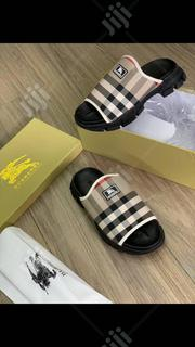 Burberry Pam Slippers Available as Seen Order Yours Now | Shoes for sale in Lagos State, Lagos Island