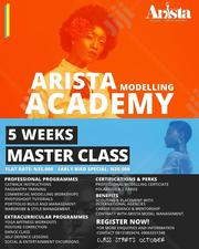 Arista 5 Week Modeling Master Class | Classes & Courses for sale in Abuja (FCT) State, Maitama