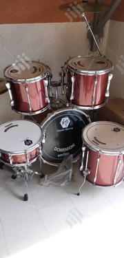 Original 5set Drum Virgin Dominion | Musical Instruments for sale in Lagos State, Ojo