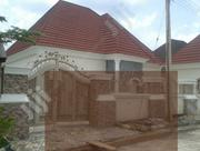 Heritage Trusted PVC Water Gutter And Gerard Stone Coated Roofing | Building & Trades Services for sale in Lagos State, Ipaja