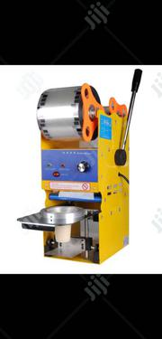 Manual Cup Sealing Machine | Manufacturing Equipment for sale in Lagos State, Ikeja