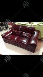 A Set of Imported Animal Skin Leather Sofa | Furniture for sale in Abia State, Aba North