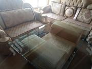 Roya Fabric Chair Seven Seater Sofas In Abuja | Furniture for sale in Abuja (FCT) State, Garki II