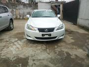 Lexus IS 250 2009 White | Cars for sale in Lagos State, Lagos Mainland