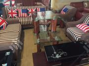 7 Set Of Fabric Living Room Sofas In Abuja | Furniture for sale in Abuja (FCT) State, Garki 2