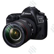 Canon EOS 5D Mark IV Digital SLR Camera With EF 24-105mm | Photo & Video Cameras for sale in Lagos State, Ikeja