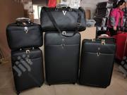 Quality Trolley Leather Bags Set of 6 for Unisex | Bags for sale in Lagos State, Lagos Island