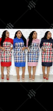 Ladies Formal Dress With Belt   Clothing Accessories for sale in Lagos State, Lagos Island
