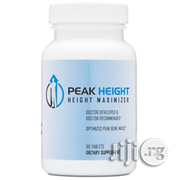 Peak Height Grow Taller Supplement (90 Capsules) | Vitamins & Supplements for sale in Lagos State, Agege