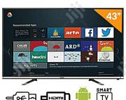 Haier Thermocool 43-inch Android Smart FHD Digital LED TV K6500   TV & DVD Equipment for sale in Oyo State, Ibadan