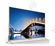 """Polystar 55"""" 4K UHD Smart LED TV With 1 Year Warranty 