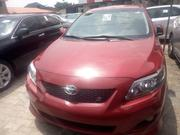 Toyota Corolla 2009 Red | Cars for sale in Lagos State, Lekki Phase 1