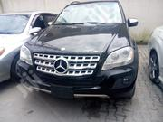 Mercedes-Benz M Class 2009 Black | Cars for sale in Lagos State, Lekki Phase 1