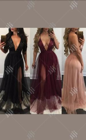 Bridesmaid Formal Gown Ball Party Cocktail Evening Prom Long Dress