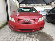 Toyota Camry 2008 Red | Cars for sale in Lagos State, Lekki Phase 1