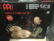 Meinl Complete Set Cymbals | Audio & Music Equipment for sale in Lagos State, Ojo