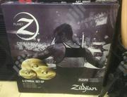 Zildjan Planet Z Complete Set Cymbals | Musical Instruments & Gear for sale in Lagos State, Ojo