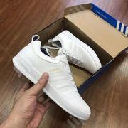 Original Adidas Men's Quality Leather Sneakers | Shoes for sale in Lagos State, Lagos Island
