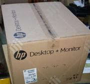 New Desktop Computer HP 4GB Intel HDD 500GB | Laptops & Computers for sale in Lagos State, Ikeja