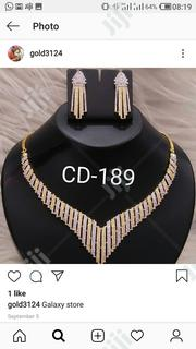 CD-189 Gold Necklace/ Ear Ring | Jewelry for sale in Lagos State, Lagos Island