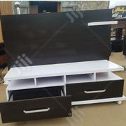 Black and White Tv Stand | Furniture for sale in Rivers State, Port-Harcourt