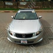 Honda Accord 2.4 EX Automatic 2008 Silver | Cars for sale in Abuja (FCT) State, Wuse II