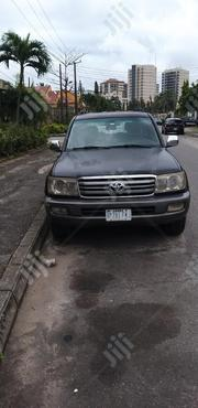 Toyota Land Cruiser 2006 100 4.7 Executive Black | Cars for sale in Lagos State, Ikoyi