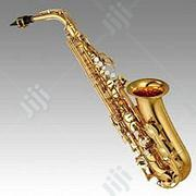 Alto Saxophone Gold Colour | Musical Instruments & Gear for sale in Lagos State, Ojo