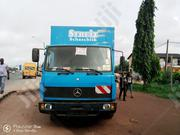 Mercedes Benz 814 1999 Blue   Trucks & Trailers for sale in Lagos State, Ikeja