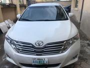 Toyota Venza 2010 V6 White | Cars for sale in Lagos State, Gbagada
