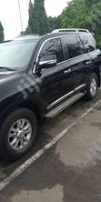 2018 Landcrusier For Rent | Chauffeur & Airport transfer Services for sale in Central Business District, Abuja (FCT) State, Nigeria