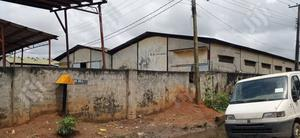 Industrial Waerhouse For Lease At Ajao Estate