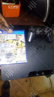 Playstation3 Slim With 10games   Video Game Consoles for sale in Lagos State, Ikorodu