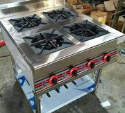 4 Burner Gas Cooker | Restaurant & Catering Equipment for sale in Lagos State, Ojo